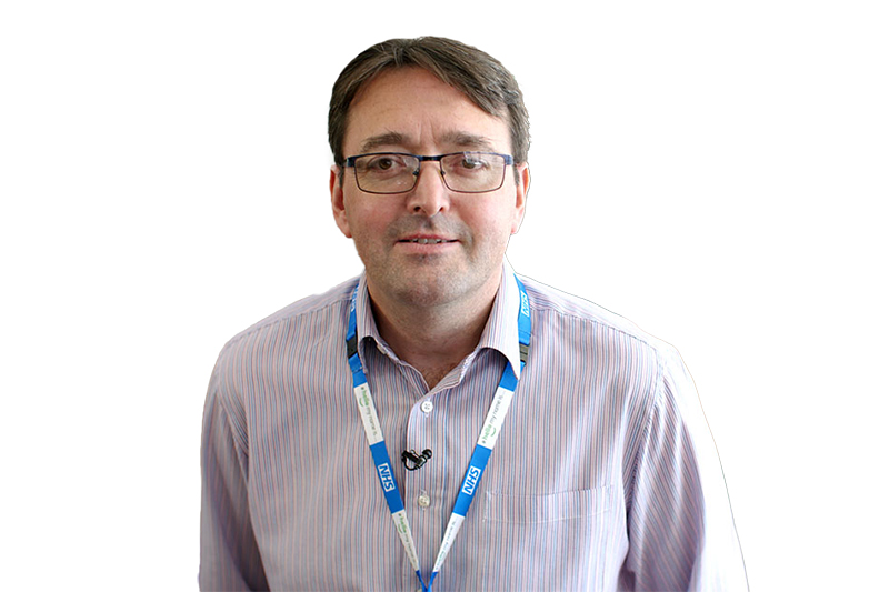Guy Eatherington - Business Development and Cusstomer Relations Director for AJM Healthcare
