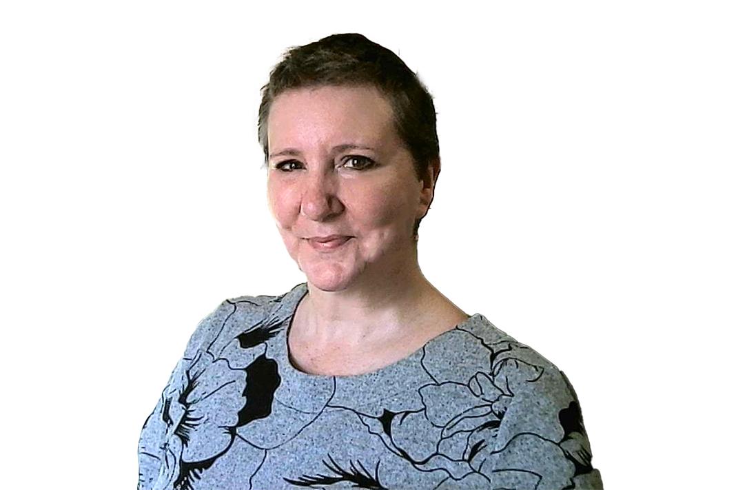 Jane Sandford - Marketing and Communications Officer for AJM Healthcare