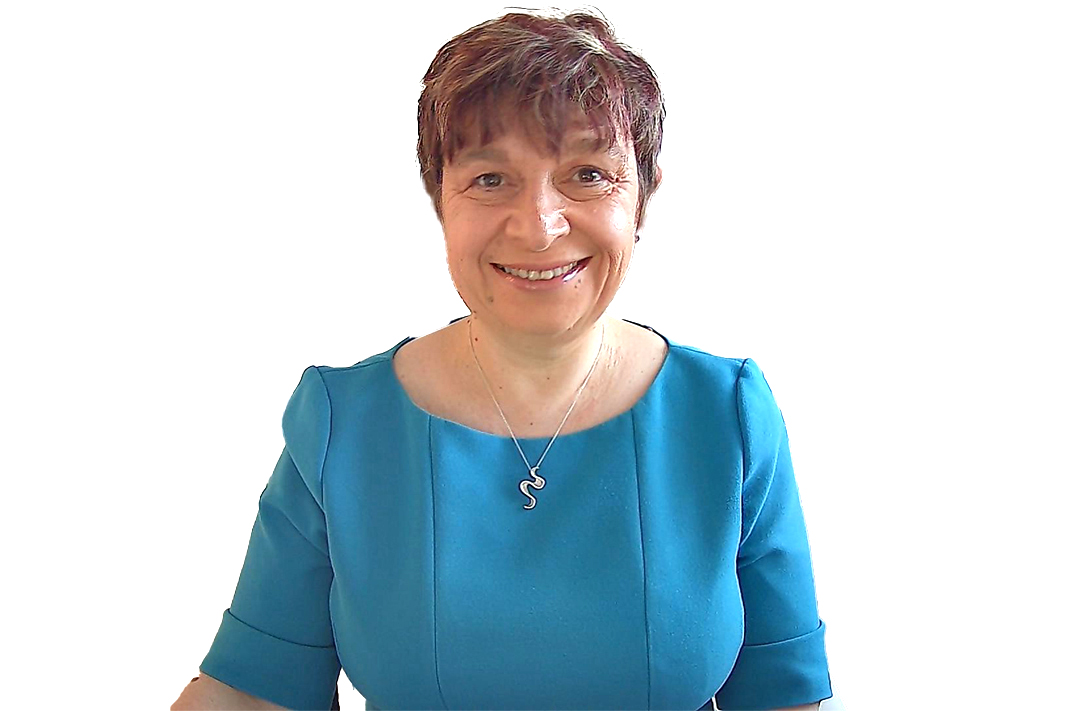 Sue Harris - National Partnership and Engagement Officer for AJM Healthcare